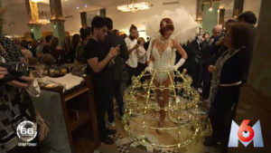 Femme champagne Emission 66 minutes Grand Format sur M6