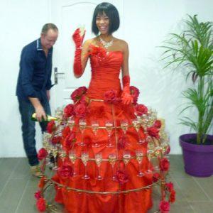 accueil client champagne