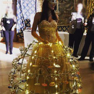 Champagne Dress BGTW